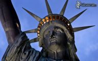 Statue Of Liberty, Usa 10 Background Wallpaper