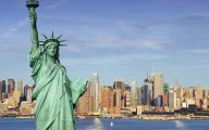Statue Of Liberty, Usa 5 Free Hd Wallpaper