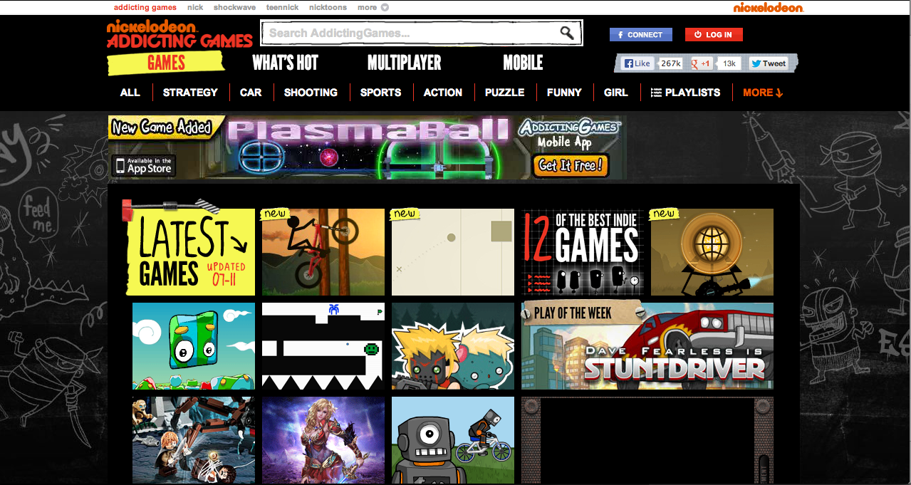 free online gaming sites