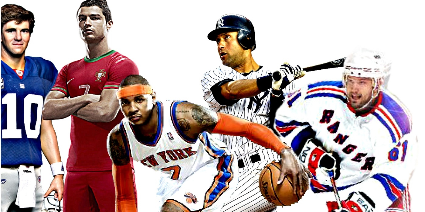 Famous Sport Players  Desktop Wallpaper