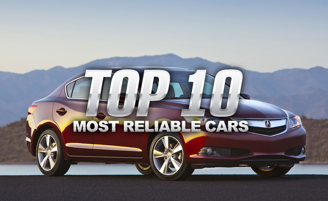 Most Reliable Used Cars 14 Background