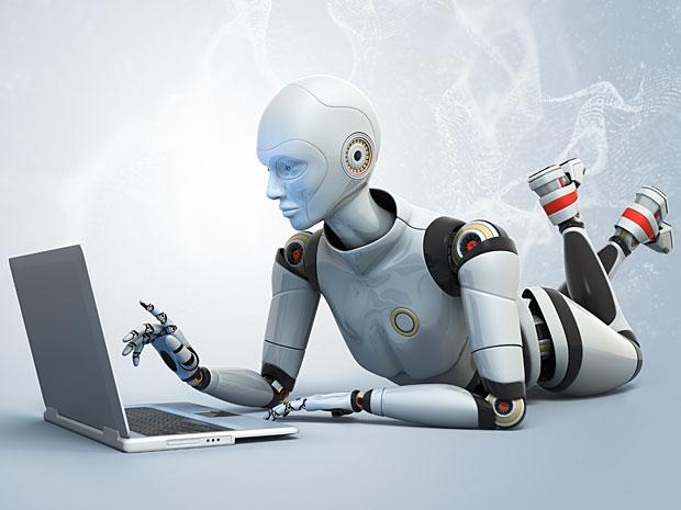 Artificial Intelligence Robot 14 Free Hd Wallpaper Listtoday