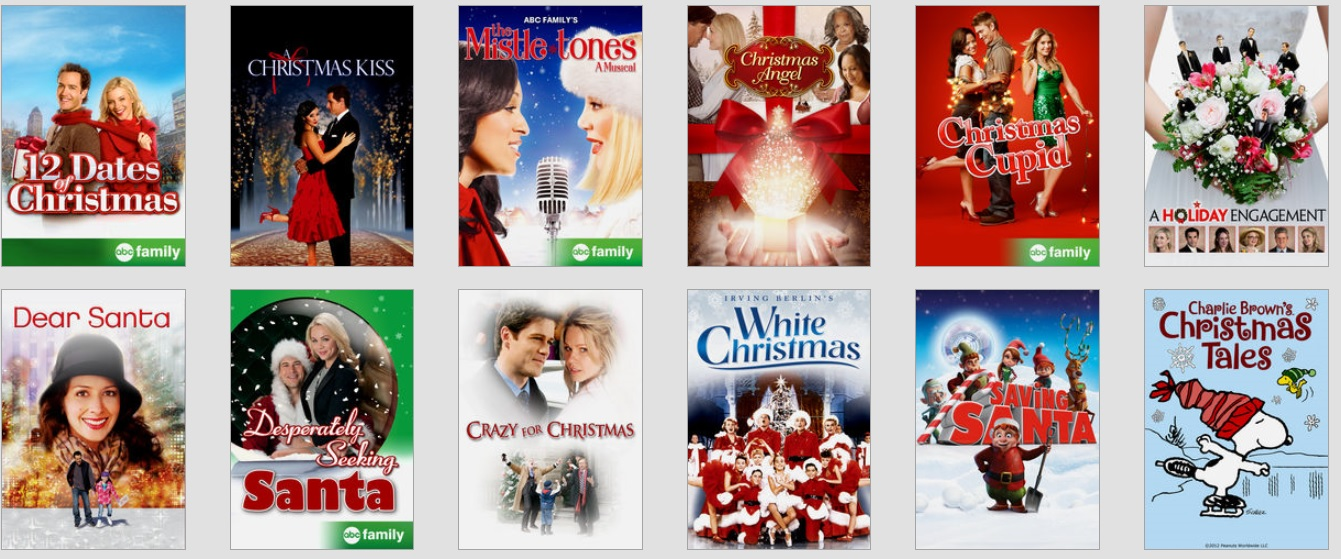 Christmas Movies And Tv 26 Widescreen Wallpaper - ListToday