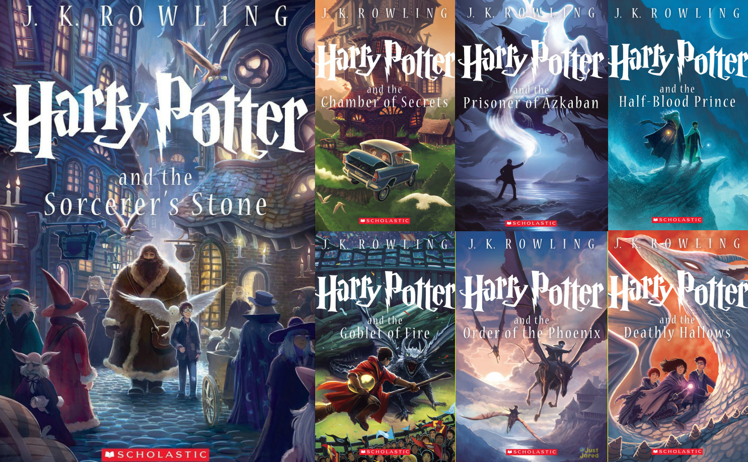 Harry Potter Book List Chronological Order : List all harry potter books movie search engine at