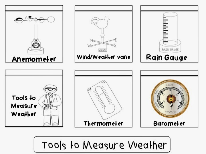 Weather Instruments Worksheet - Versaldobip