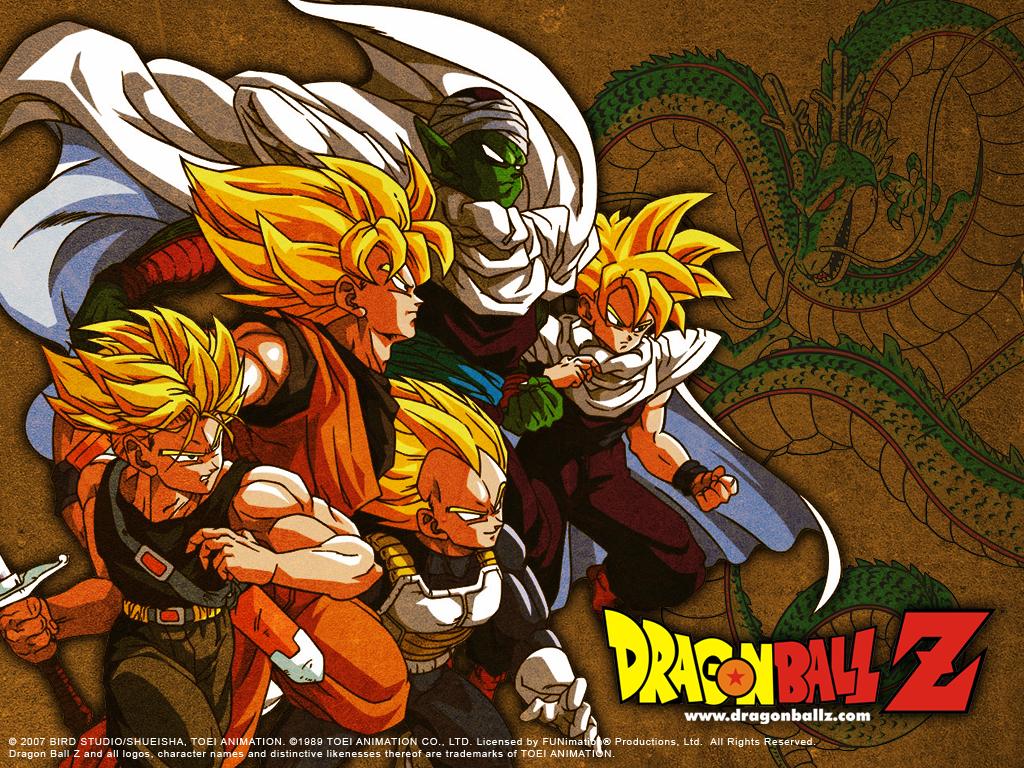 Dragon Ball Z 32 Cool Hd Wallpaper Listtoday